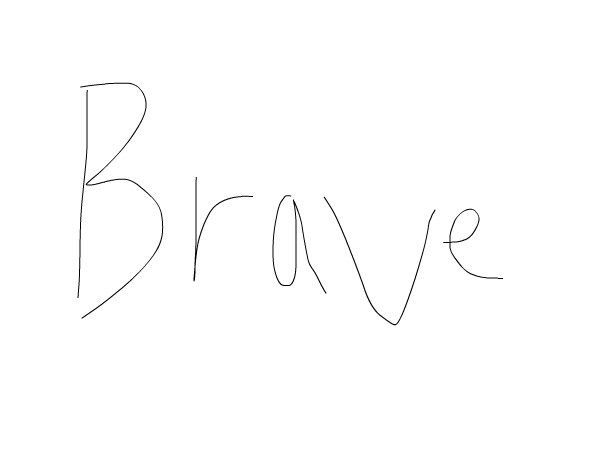 Hey guys.... brave here
