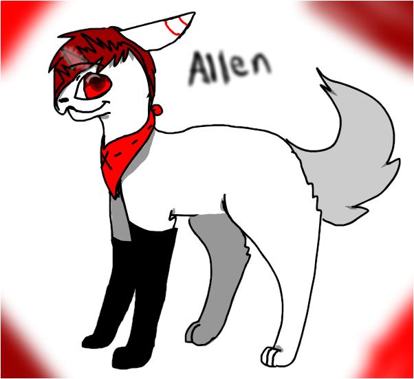 To Allen~.