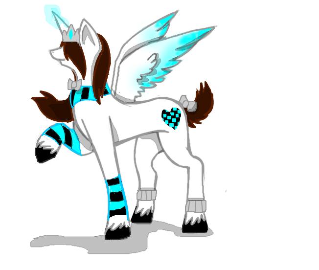 Me as a pony~