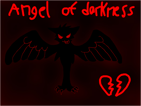 Angel of darkness (song RQ for Ryliegh) ~ Maya