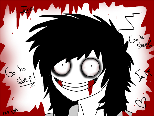 Jeff The Killer ~My Brother~ ~Star