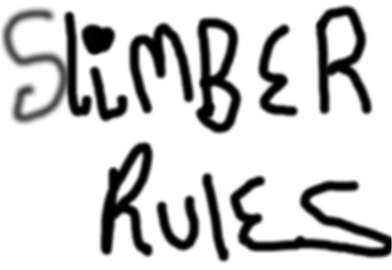 slimber rules