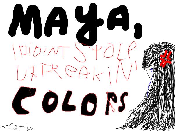 For Maya~