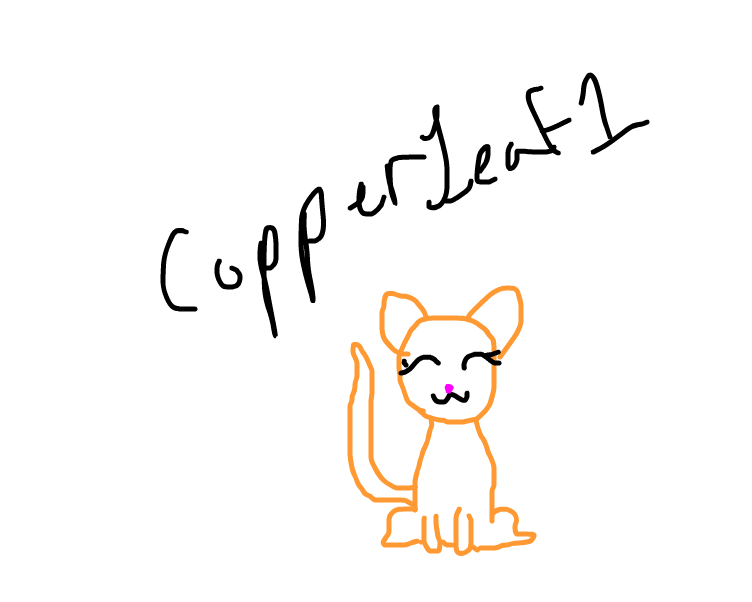 friend request for 'Copperleaf1'