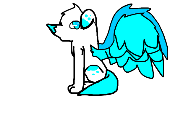 TangyDew's brother, BlueFizzle~