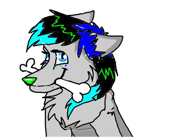 Heyo! Is Wolf!