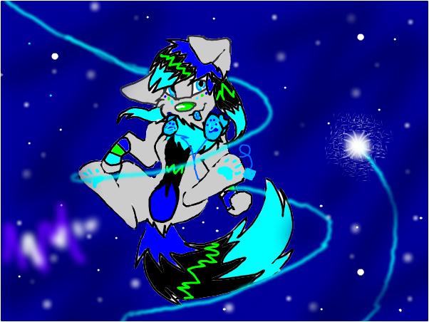Wonders Of space!~wolf