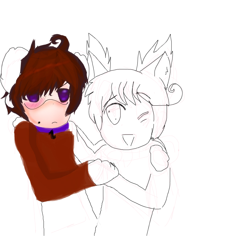 Heey. (and have a wip so far c: )~Pasta