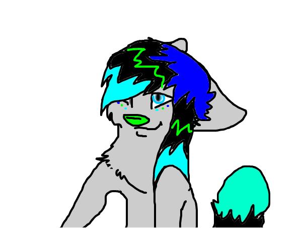Im Bored. ~wolf