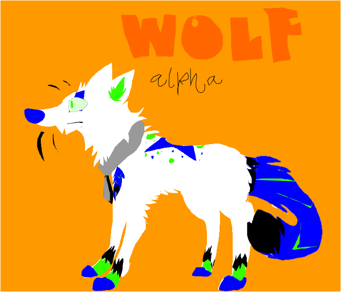 Wolf of Spatan Pack