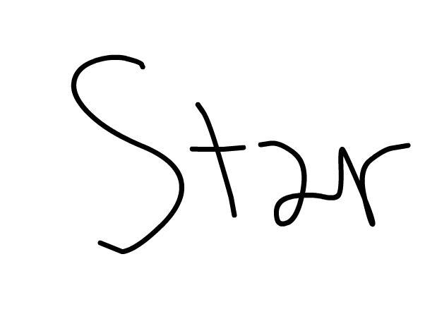 Oh hi ~Star
