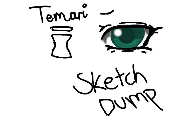temari sketch dump