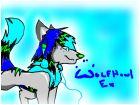 Heyo! Im on!~Wolf