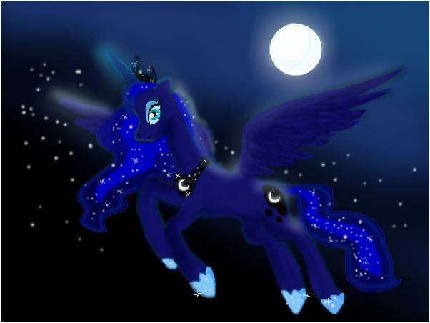Princess Luna (again)