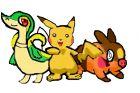 Pikachu & Friends