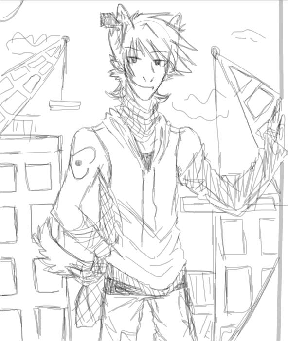 Woo Sketches