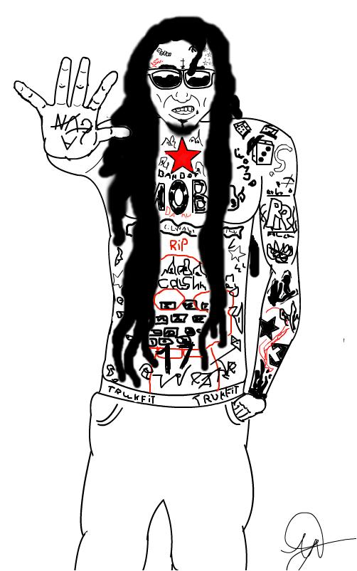 Lil Wayne D5