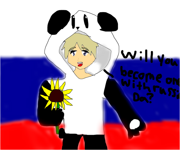 will you become with russia da?