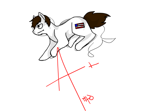 Ponies get you a motherfukin' A+ in my class