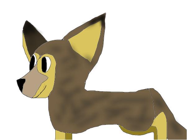 Webkinz Coyote ~ MOD