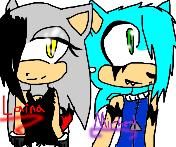 leon and Michelle boy and girl version upgrade