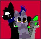 Troublesome Trio