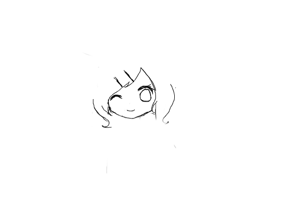 Drawing myself-preview~Dangolover