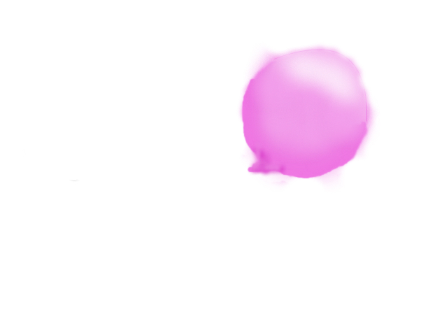 for now its just gonna be a bubble of gum