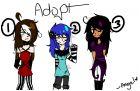 Adoptables~Only on DA