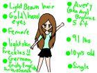 Me. :3 ~Avy