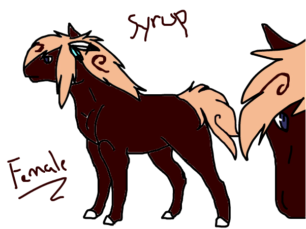 syrup:female: