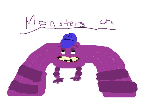 Monster's University Pixar Studios