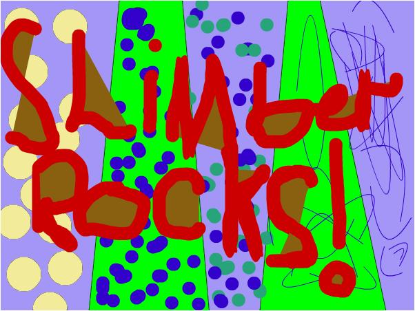 slimber rocks