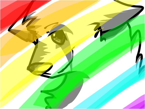 Support Gay Rights! ~Star