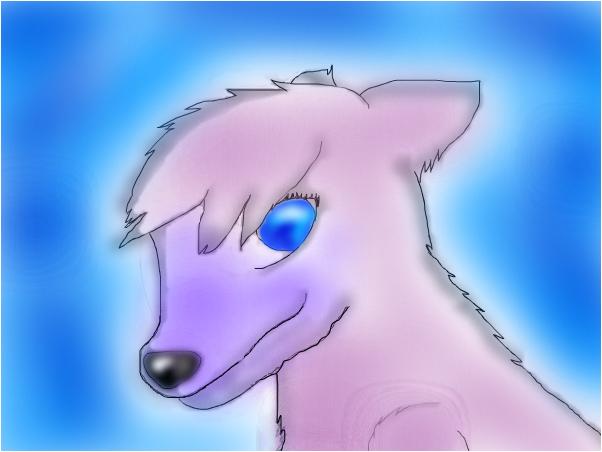 Alexa the Wolf