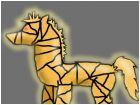 horse mummy