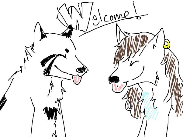 Welcome to slimber Wolfaye!