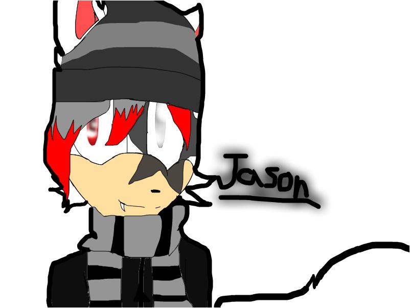 Jason the wolf