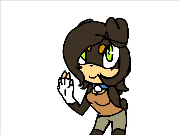 Olivia's old look