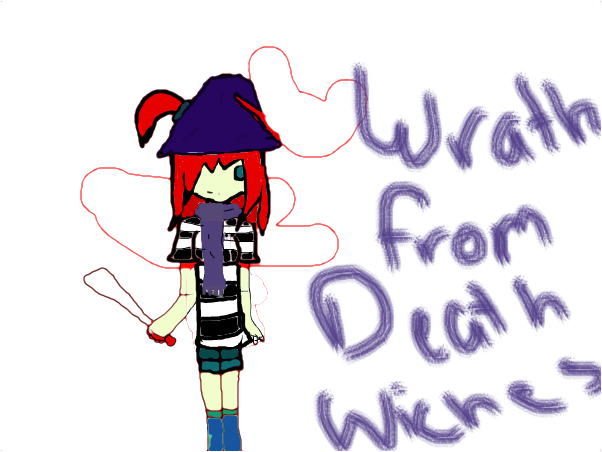 Wrath from death witches my anime