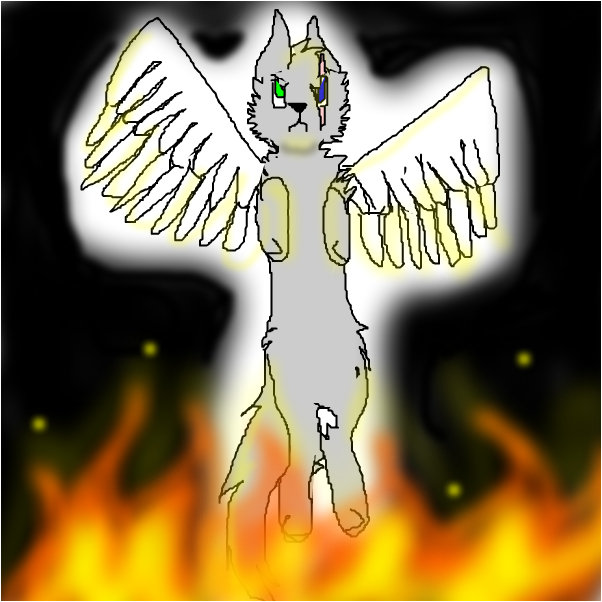for: Fire~Bunny