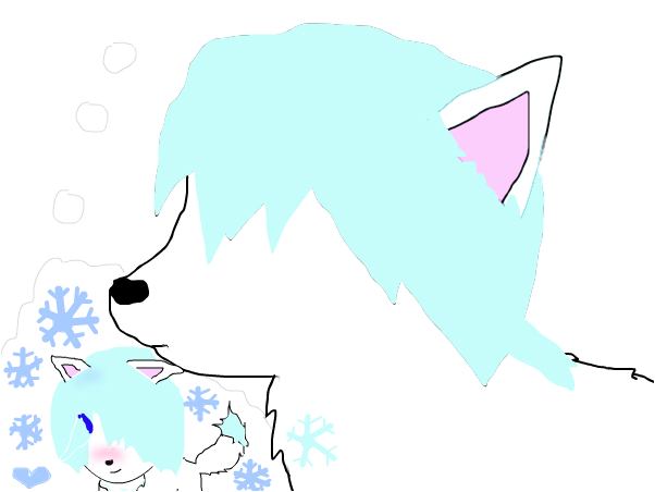 I wanna play in the snow ~Spirit