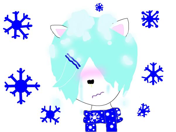 Papa, I'm cold! ~Spirit