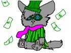 greed cuddle chum for castlecat~bunny