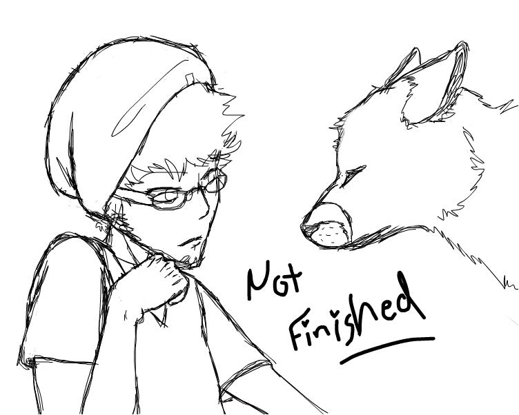 My Boyfirned's Spirit Animal