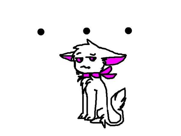 here kitty kitty!~Bunny