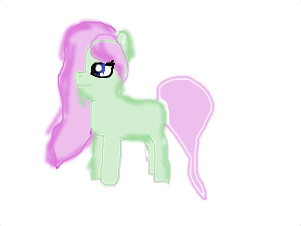random pony XD