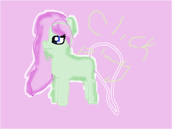 random pony speedpaint