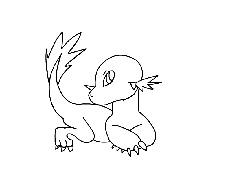 Fakemon 2nd stage