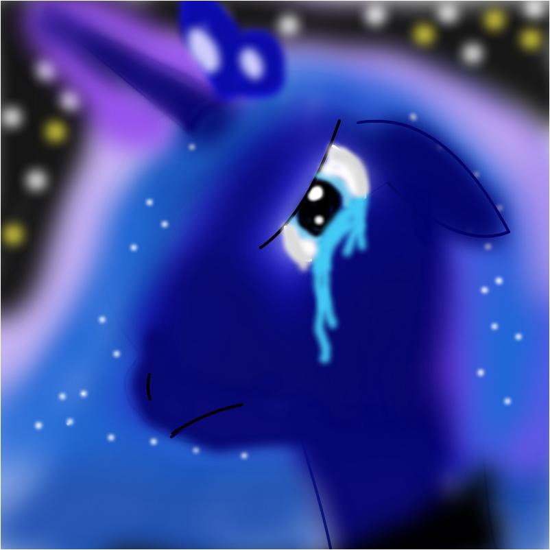 Luna (sad